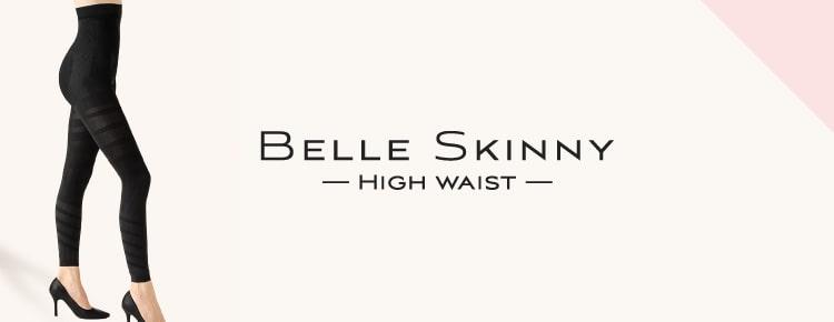 BELLE SKINNY -HIGH WAIST-